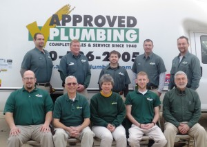 approved plumbing company photo
