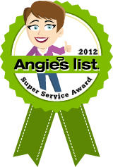 Cleveland plumber earns 2012 Angie's List Super Service Award