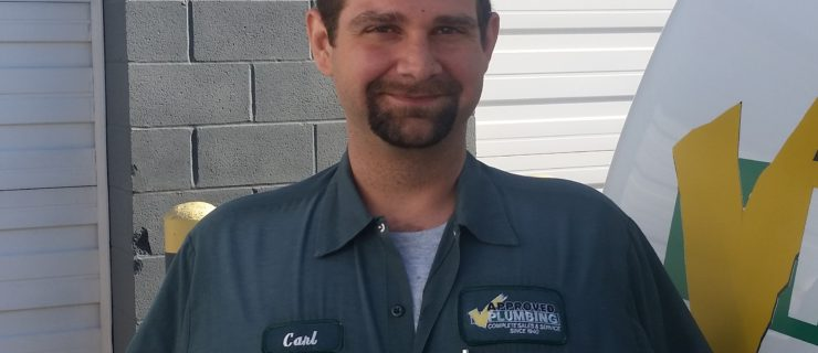 Meet Your Plumber – Carl C.